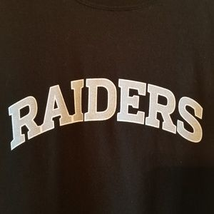 Reebok Shirts - Reebok Raiders large Tee